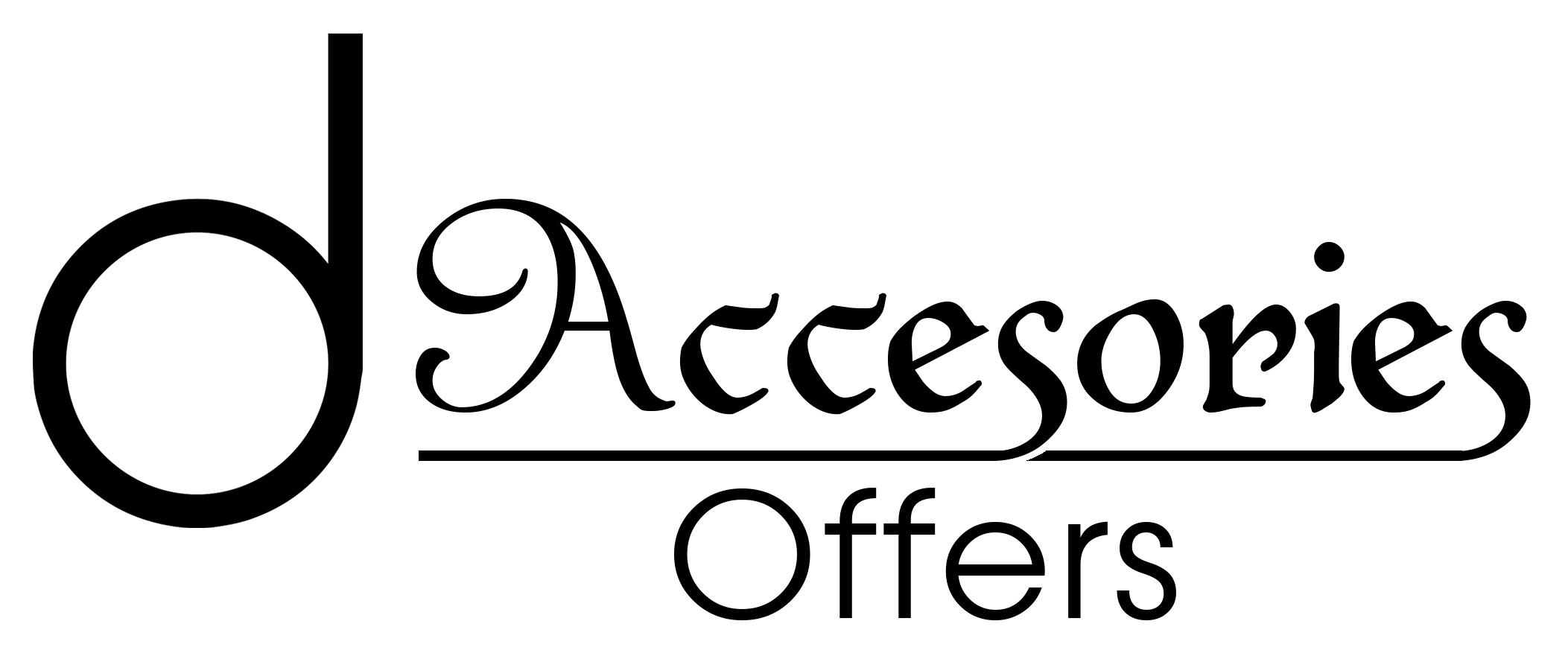 D by dashoppe d-Accessories Logo.