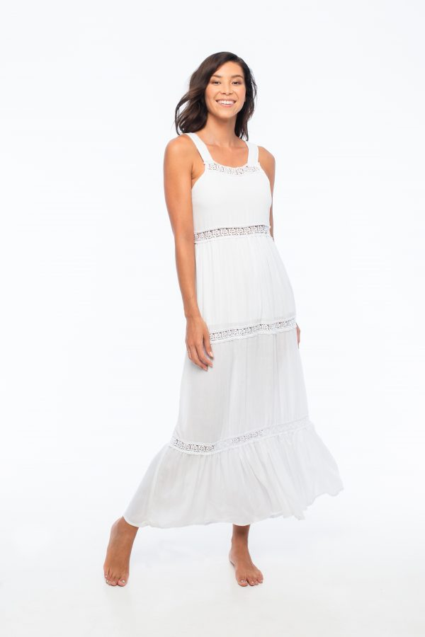 D by dashoppe Relaxed Cami Maxi Dress.
