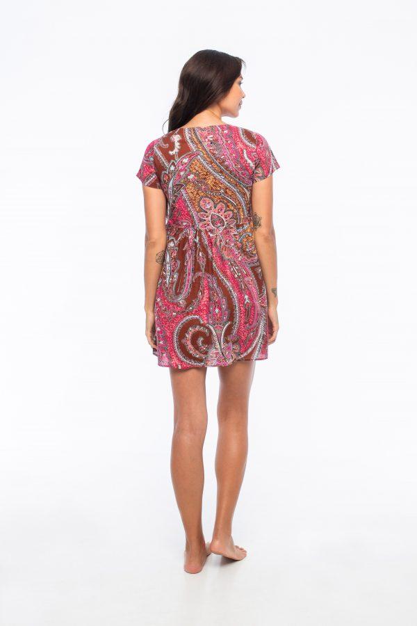 D by dashoppe d-Boho Collection, Mini De Hechizo Dress.
